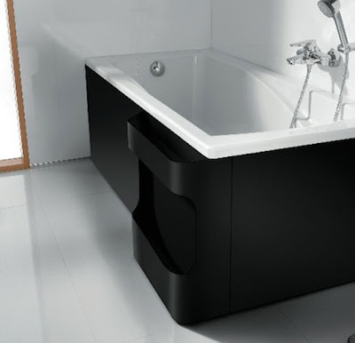 Beauty Bathtub Design by Roca