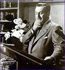 O Mestre Walt Disney