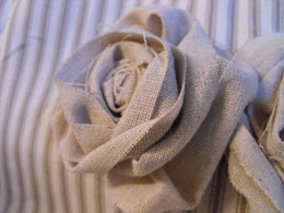 Fabric Rosettes DIY