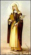 Santa Catalina de Siena, Virgen - 29 de Abril
