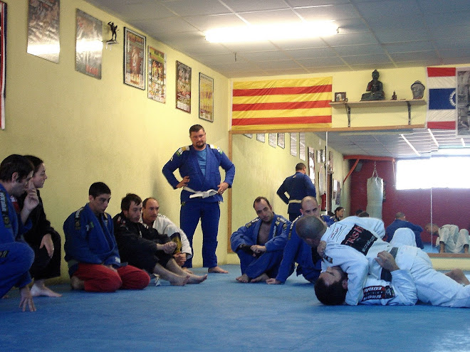por fin nuestro seminario en Malgrat
