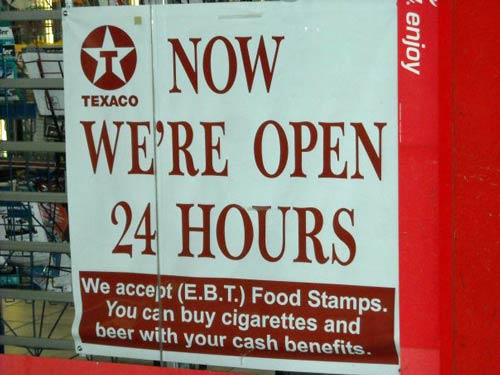 food stamp  products list