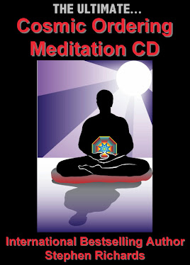 Audio CD and MP3 - The Ultimate Cosmic Ordering Meditation CD