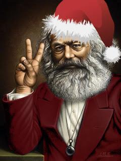 Feliz Navidad Santa-marx