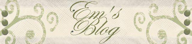 Em's Blog