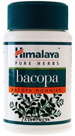 pure Bacopa herb capsules