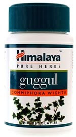 Pure herb Guggul capsules