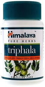 Himalaya Triphala capsules