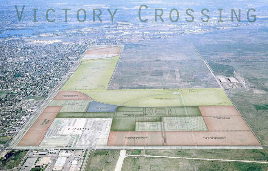 Prairie Gateway re-branded to Victory Crossing {Commerce City}