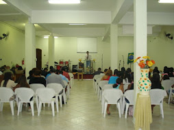 Culto de Doutrina: Vida conjugal, Familiar, Financeira e Social
