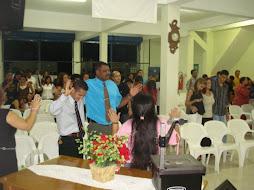 Domingo - Culto da Família