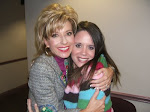 Me and my mother in the faith--Beth Moore