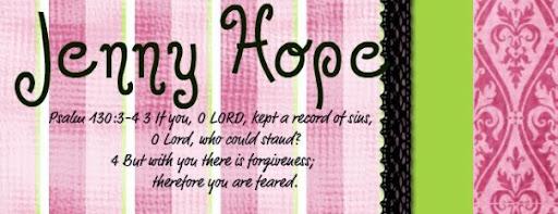 Jenny Hope