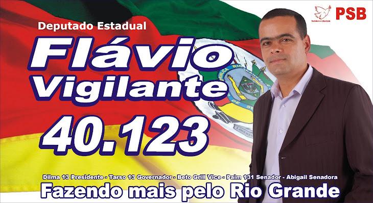 FLÁVIO VIGILANTE 40.123