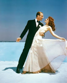 Rita Hayworth y Fred Astaire