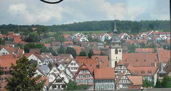 Ethel un pueblo de alemania