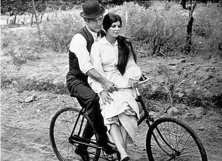 Il fascino discreto... di una bici d'epoca