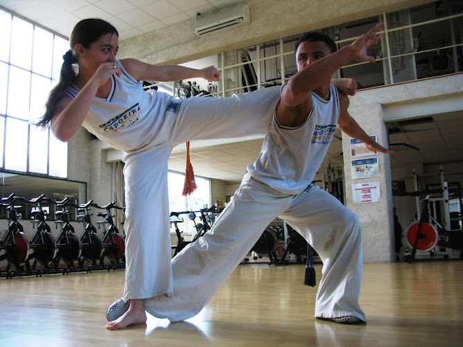CAPOEIRA MADE IN BRAZIL