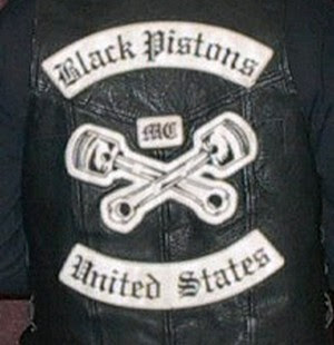 Satan's Syndicate Mc http://outlawbikergangs.blogspot.kr/2010/04/black-pistons-biker-gang.html