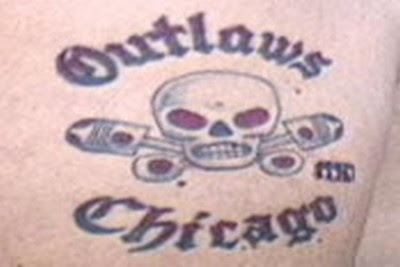 Outlaw biker gangs outlaws mc for American outlaw tattoo