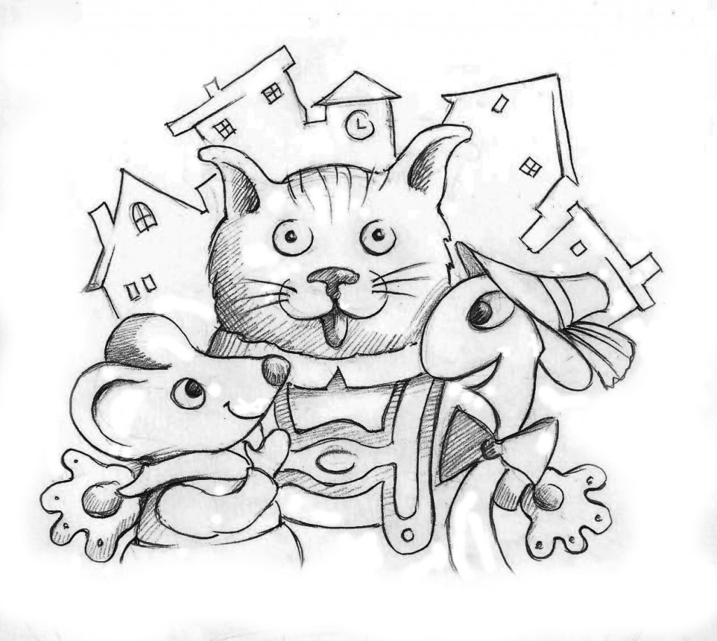 busytown coloring pages - photo#35