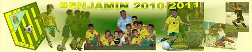 BENJAMIN 2010-2011