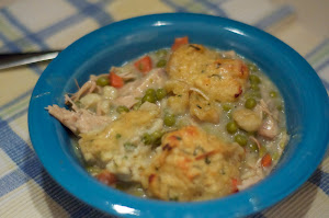 Click the photo for Yummy Chicken & Dumpling Recipe