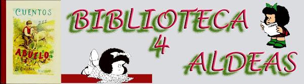 BIBLIOTECA 4 ALDEAS
