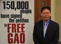 Bob Fu Urges Release of Gao during Obama-Hus Meeting in Washington DC 