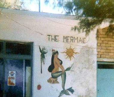 matala crete mermaid