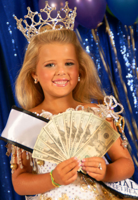 Child beauty pageant crown - photo#22