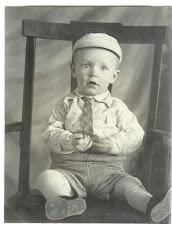 Wayne Davis Age 1