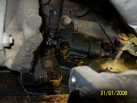 School Bus Mechanic: Cat 3116 Engine-Repairing Common Engine Oil Leak