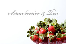 Shop Strawberries and Tea!