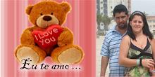♥Pra sempre te amarei♥