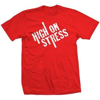 high on stress shirt