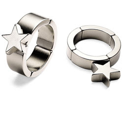 magnetic star ring