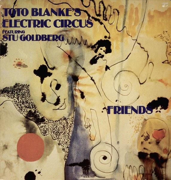 Toto Blanke - Spider's Dance