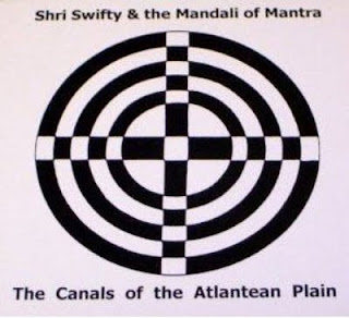 SHRI SWIFTY & THE MANDALI OF MANTRA-THE CANALS OF THE ATLANTEAN PLAIN, CD, 1999, USA