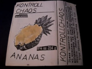 KONTROLLCHAOS-ANANAS, TAPE, 1982, GERMANY