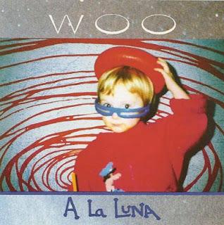 WOO-A LA LUNA, TAPE, 1991, UK