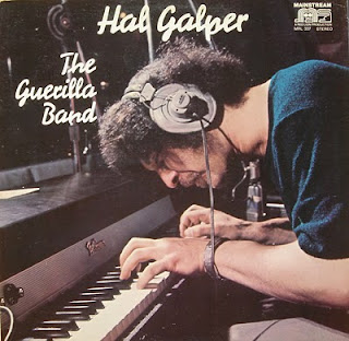 HAL GALPER-THE GUERRILLA BAND, LP, 1973, USA