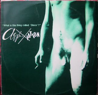 ASPHIXIATION-WHAT IS THIS THING CALLED 'DISCO'?, LP, 1980, AUSTRALIA