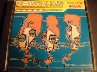 RONRUINS-KETSUNOANA, CD, 1998, USA/JAPAN