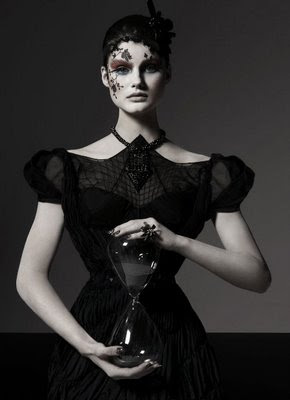 fashion gothic:
