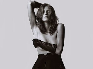 Celebrity Model Daria Werbowy