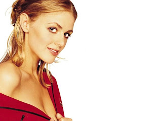 English television presenter, singer and actress Donna Air