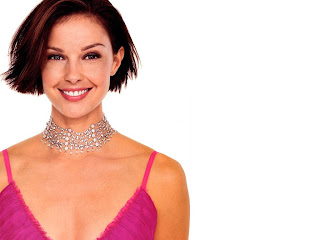 Golden Globe-nominated American actress Ashley Judd