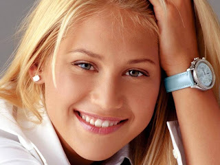 Sexyest Tennis Player Anna Kournikova