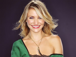 American actress and former model Cameron Diaz